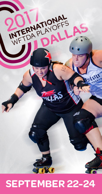 2017 International WFTDA Playoffs: Dallas